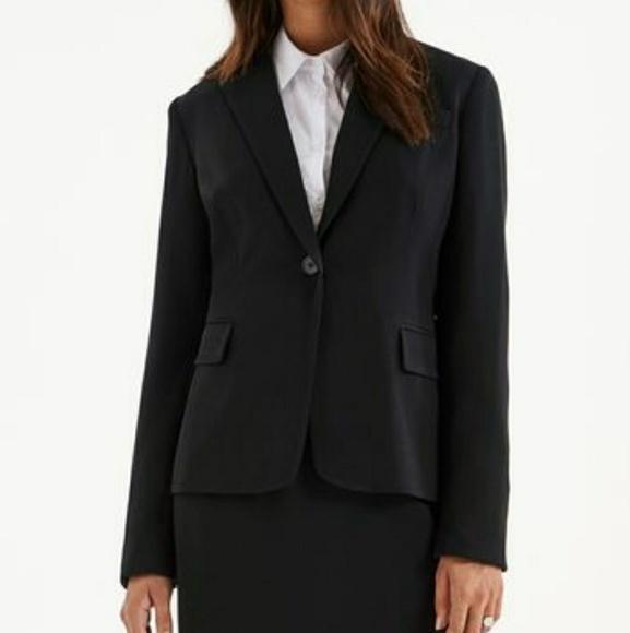 bec1f3df6d0 Long Tall Sally Louben Triacetate Suit Jacket